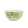 COOL Compostable Decal Print Bamboo Bowl for Amazon