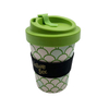 China Manufacturer Bamboo Fiber Drinking Cups for Sale Wheat Fiber Cups Rice Fiber