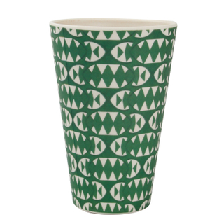 New Design 100% Degradable Bamboo Fiber Coffee Cup with Lid And Sleeve
