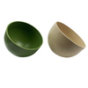 COOL biodegradable and Eco-Friendly Bamboo Fiber Flower Pot