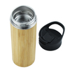 Eco-friendly bamboo vacuum flask