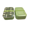 New Bamboo Fibre Eco Friendly Kitchenware Kids Lunch Box Storage Box